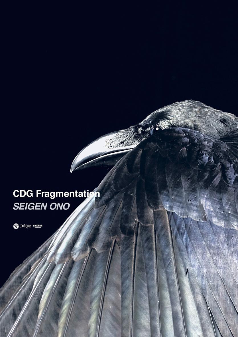 音楽 CDG Fragmentation19